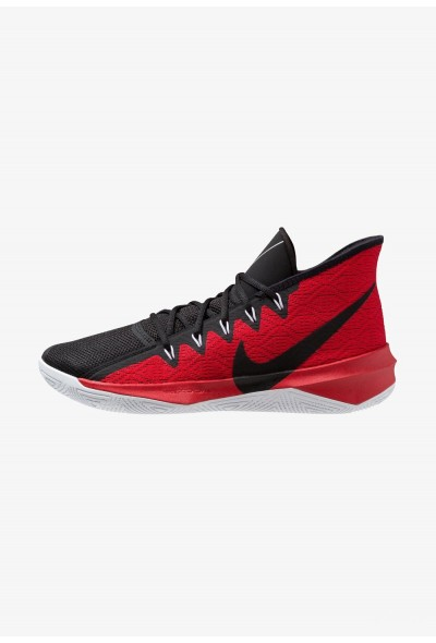 Nike ZOOM EVIDENCE III - Chaussures de basket black/university red/white