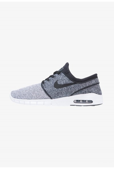 Nike STEFAN JANOSKI MAX - Baskets basses white/black/dark grey
