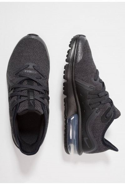 Nike AIR MAX SEQUENT 3 - Chaussures de running neutres black/anthracite