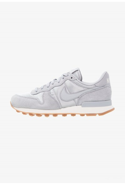 Nike INTERNATIONALIST - Baskets basses wolf grey/sail/gris loupe