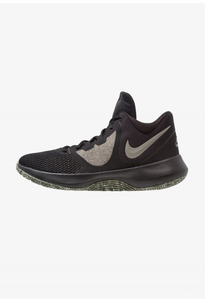 Nike AIR PRECISION II - Chaussures de basket black/dark stucco/cargo khaki/sequoia/beach
