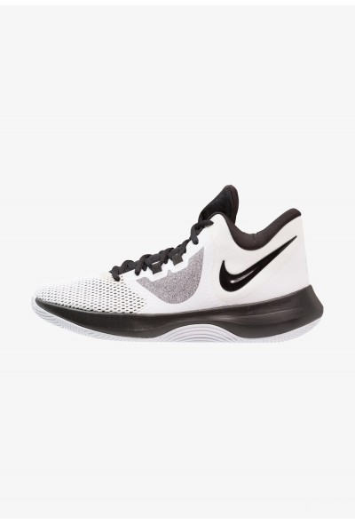 Nike AIR PRECISION II - Chaussures de basket white/black