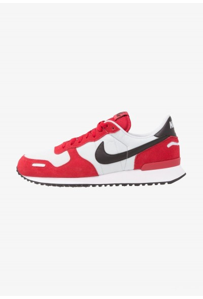 Nike AIR VORTEX - Baskets basses gym red/black/pure platinum/white