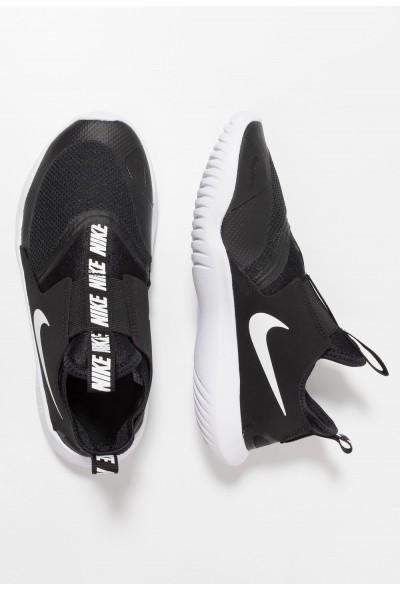 Nike FLEX RUNNER - Chaussures de running compétition black/white