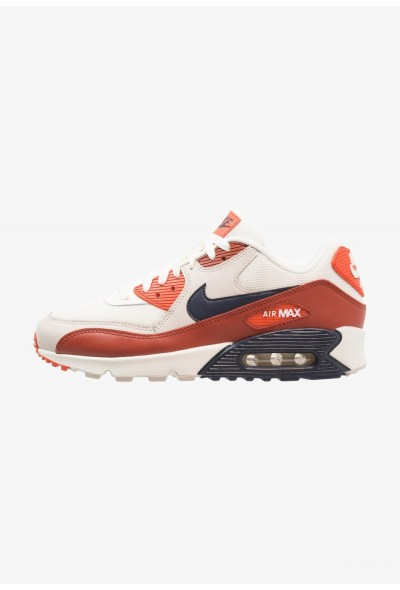 Nike AIR MAX 90 ESSENTIAL - Baskets basses mars stone/obsidian/vintage coral
