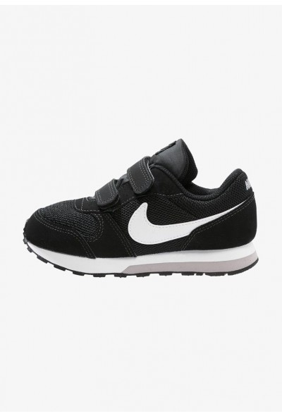 Nike MD RUNNER 2  - Chaussures premiers pas black/white/wolf grey