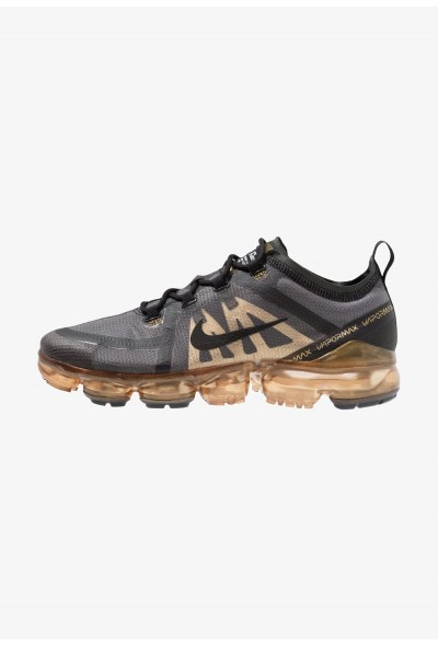 Black Friday 2019 - Nike AIR VAPORMAX 2019 - Chaussures de running neutres black/metallic gold