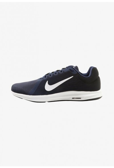 Black Friday 2019 - Nike DOWNSHIFTER 8 - Chaussures de running neutres midnight navy/white/dark obsidian/black