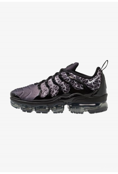 Nike AIR VAPORMAX PLUS - Baskets basses black/white