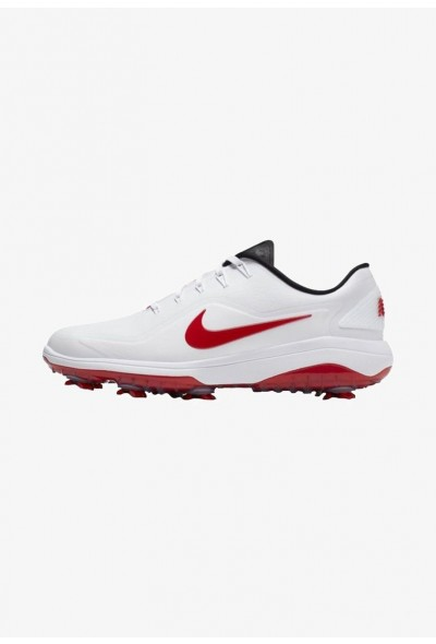 Nike REACT VAPOR  - Chaussures de golf  white/red