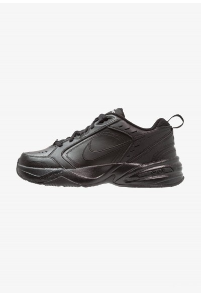 Nike AIR MONARCH IV - Baskets basses black