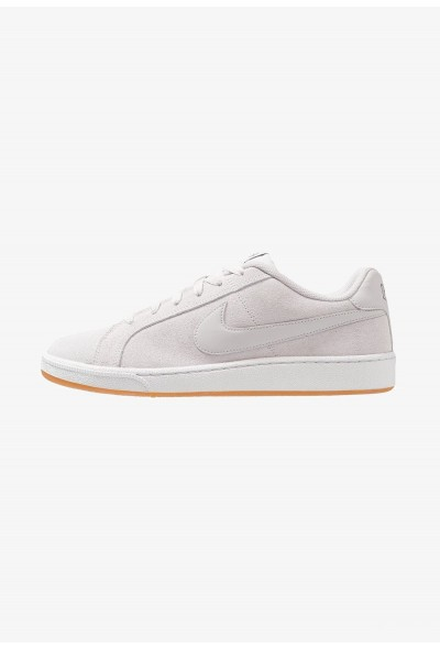 Nike COURT ROYALE SUEDE - Baskets basses vast grey/black/light brown/white