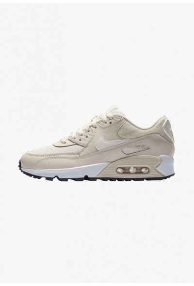Nike AIR MAX - Baskets basses light cream/black/sail