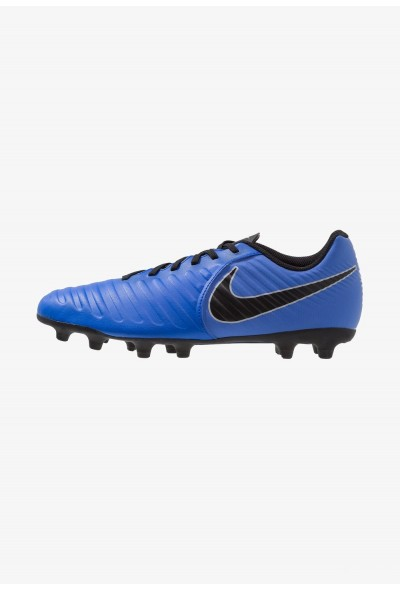 Nike TIEMPO LEGEND 7 CLUB MG - Chaussures de foot à crampons racer blue/black/wolf grey
