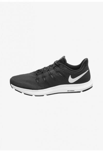Nike QUEST - Chaussures de running neutres black