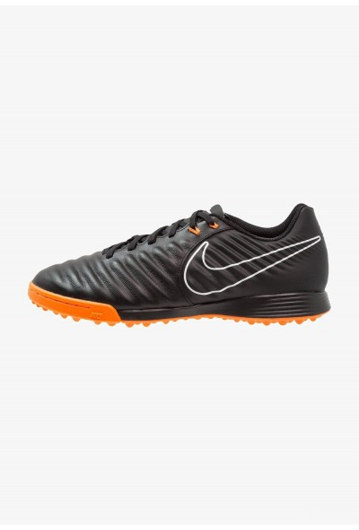 Nike LEGENDX 7 ACADEMY TF - Chaussures de foot multicrampons black/total orange/white