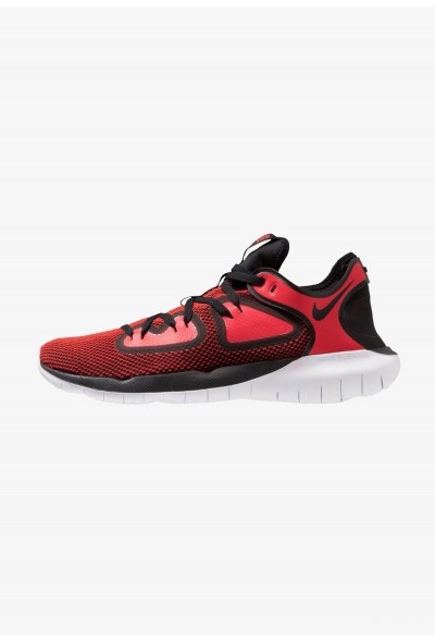 Nike FLEX 2019 RN - Chaussures de course neutres black/university red/white