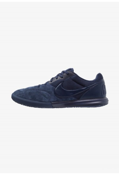 Nike THE PREMIER II SALA - Chaussures de foot en salle midnight navy/white
