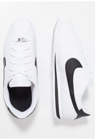 Nike CORTEZ BASIC  - Baskets basses white/black