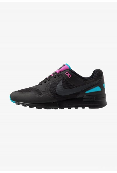Nike AIR PEGASUS '89  - Baskets basses black/antracite/blue