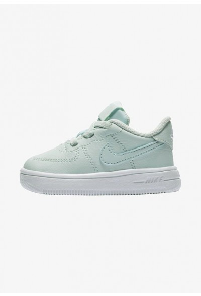 Nike FORCE 1 18 - Chaussures premiers pas igloo/white