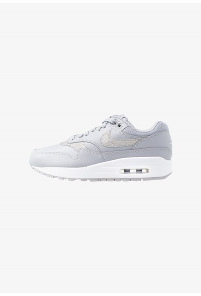 Nike AIR MAX 1 - Baskets basses wolf grey/pure platinum/white