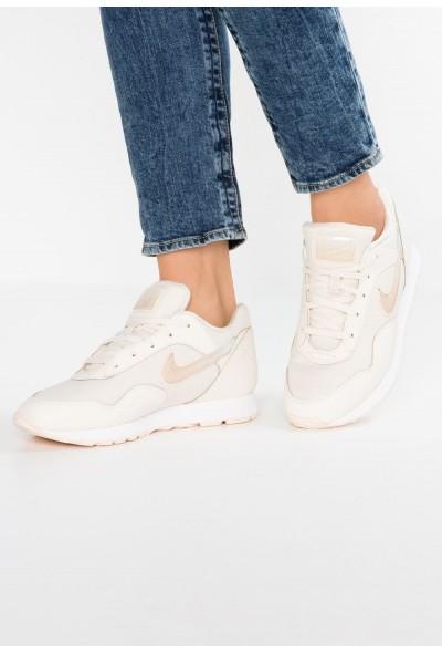 Nike OUTBURST PRM - Baskets basses pale ivory/guava ice/summit white