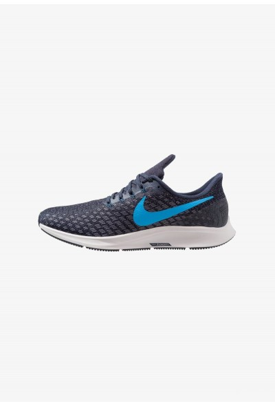 Nike AIR ZOOM PEGASUS 35 - Chaussures de running neutres obsidian/blue hero/gunsmoke/vast grey