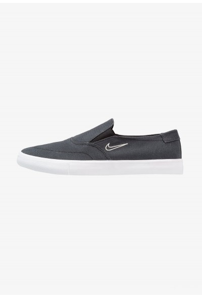 Nike PORTMORE - Mocassins black/light bone