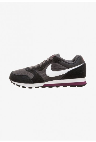 Nike DAMEN - Baskets basses anthracit /white/black/bordeaux