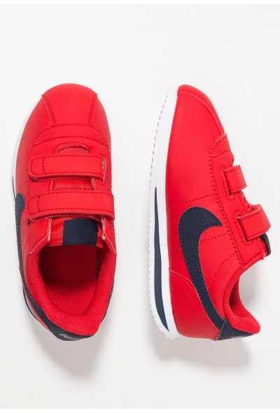 Nike CORTEZ BASIC SL (TDV) - Baskets basses university red/obsidian/white