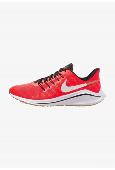 Nike AIR ZOOM VOMERO  - Chaussures de running neutres red orbit/white/black/parachute beige