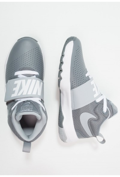 Black Friday 2019 - Nike TEAM HUSTLE D 8 - Chaussures de basket cool grey/wolf grey/white