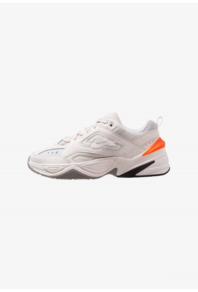 Nike M2K TEKNO - Baskets basses phantom/oil grey/matte silver/hyper crimson