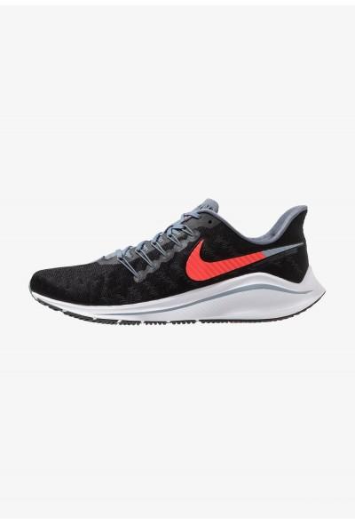 Nike AIR ZOOM VOMERO  - Chaussures de running neutres black/bright crimson/armory blue