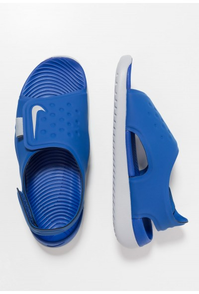 Black Friday 2019 - Nike SUNRAY ADJUST 5 - Sandales de randonnée game royal/wolf grey