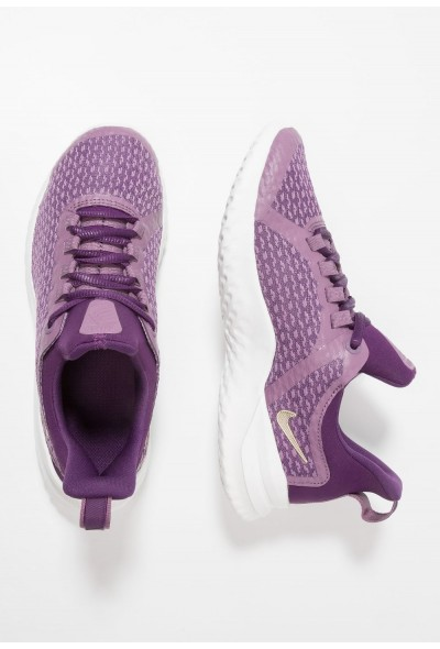 Nike RENEW RIVAL - Chaussures de running neutres violet dust/metallic gold star/ight purple