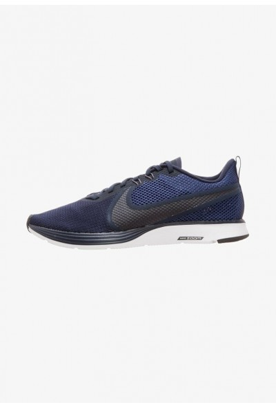 Black Friday 2019 - Nike ZOOM STRIKE - Chaussures de running neutres obsidian blue/blue void/thunder grey/white