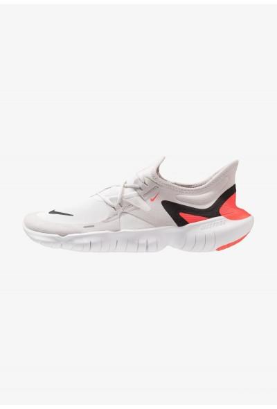 Nike FREE RN 5.0 - Chaussures de course neutres vast grey/black/white/bright crimson