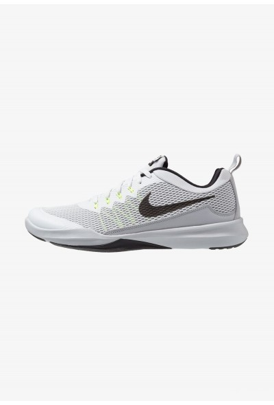 Black Friday 2019 - Nike LEGEND TRAINER - Chaussures d'entraînement et de fitness wolf grey/black/pure platinum/volt