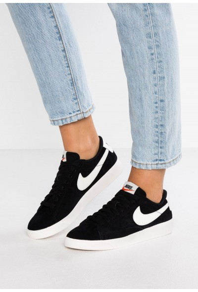 Nike BLAZER - Baskets basses black/sail