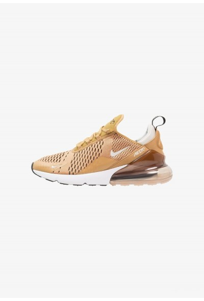 Nike AIR MAX 270 - Baskets basses elemental gold/black/light bone