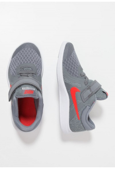 Black Friday 2019 - Nike REVOLUTION 4 - Chaussures de running neutres cool grey/habanero red/wolf grey/white