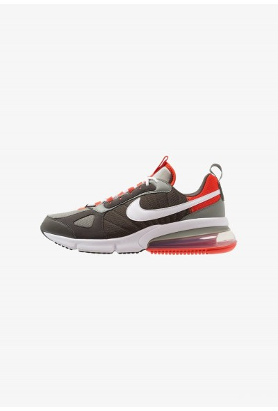 Nike Baskets basses grey/red/white