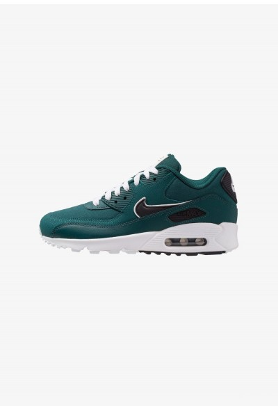 Nike AIR MAX 90 ESSENTIAL - Baskets basses rainforest/oil grey/white