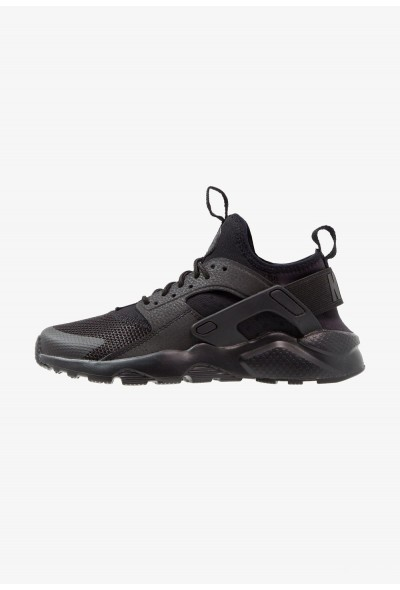 Nike AIR HUARACHE RUN ULTRA - Baskets basses black