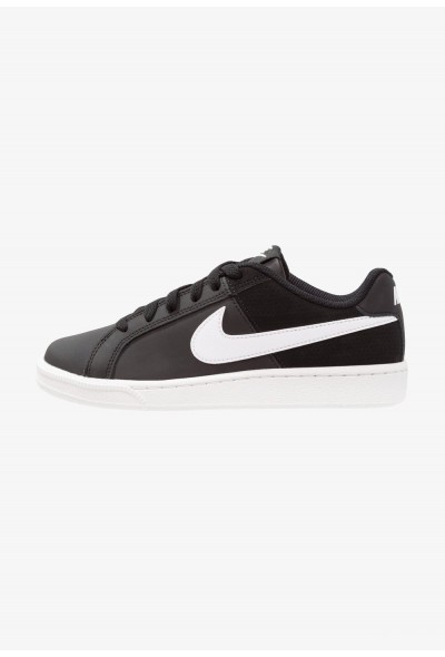Nike COURT ROYALE - Baskets basses black/white
