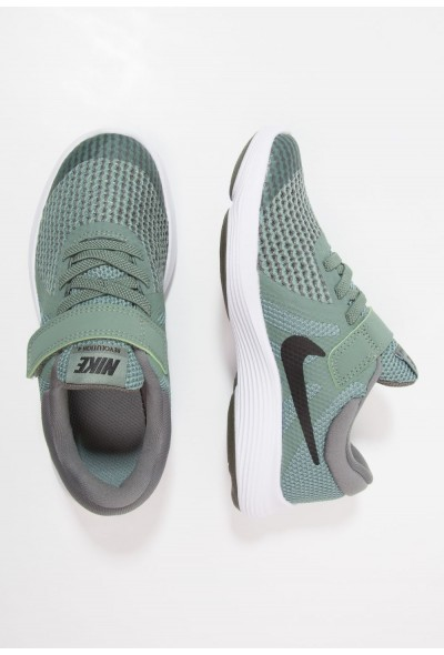 Black Friday 2019 - Nike REVOLUTION 4 - Chaussures de running neutres clay green/black/river rock/white