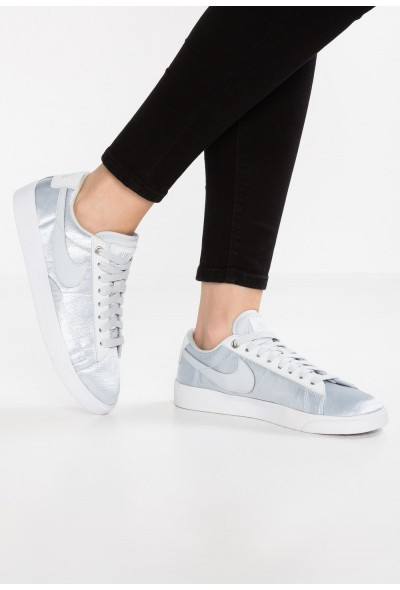 Nike BLAZER - Baskets basses pure platinum/white