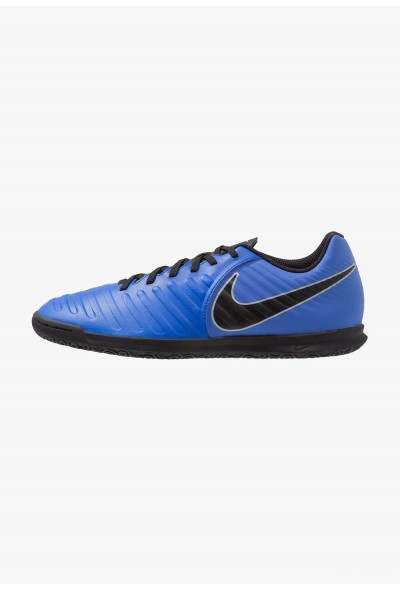 Nike TIEMPO LEGENDX 7 CLUB IC - Chaussures de foot en salle racer blue/black/wolf grey